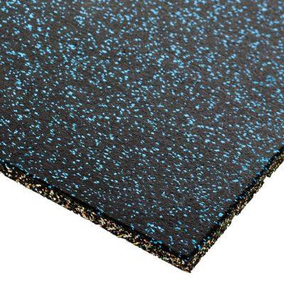 EPDM Blue Fleck Gym Flooring
