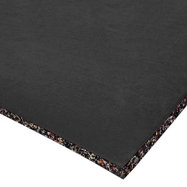EPDM Rubber Gym Flooring